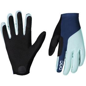POC Essential Mesh Gloves apophyllite green/turmaline navy